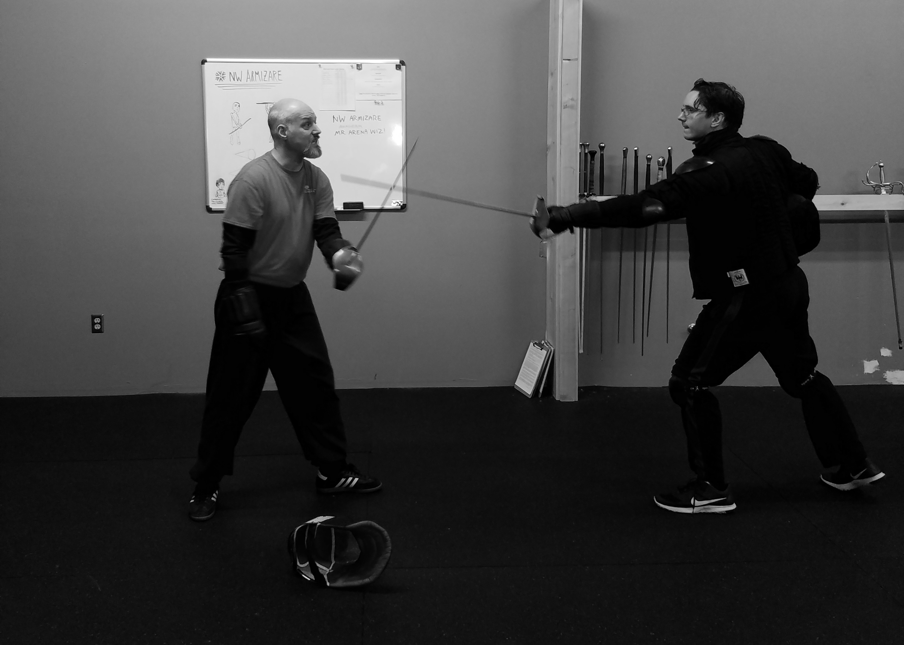 Partner Drills 2