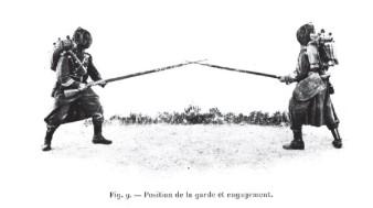 Bayonet En Gaurde