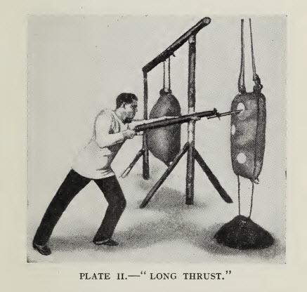 Long Thrust Bayonet